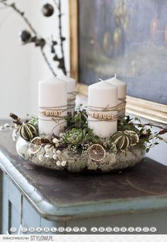 candle / Candle guard / lighting / decoration on Stylowi.pl