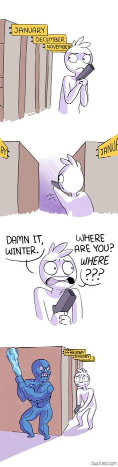 Totally sums up winter in Texas!!!