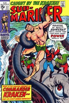 On this episode, Jeff and I discuss the Sub-Mariner #27,44,45, and Space Adventures #46. ATTN. LISTENERS: Please subscribe, Rate & review us on either iTunes or Stitcher. and Don't forget to te...