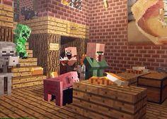 Full minecraft house