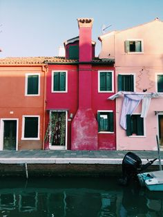 Colors of Burano  September 2017