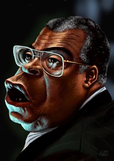 James Earl Jones (by Davi Sales)