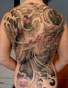 Phoenix tattoo - ego-alterego.com