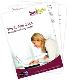 Written in plain English, we have broken the summary down into the main areas of taxation, including personal tax, business tax, employment tax and capital tax. We have also included comments on the more important changes, together with any planning points that may arise. Download your copy now - http://www.freestyleaccounting.com/resources/the-budget/budget-summary-2014/