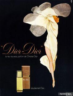 Christian Dior (Perfumes) 1976 Dior-Dior, Gruau