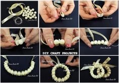 DIY Projects: Easy & Cute Bracelet