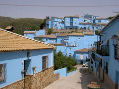 Casas de los pitufos - flickr: manuelfloresv