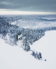 Aerial photographs taken by a drone camera of Kotisaari Island, Lapland by photographer and artist Jani Ylinampa. Drone Technology, Technology World, Finland Travel, New Drone, Little Island, Arctic Circle, Scenery, Seasons, Flying Drones