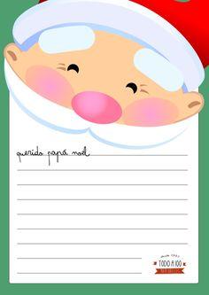 Hemos hecho esta carta para que la puedas imprimir gratis y los peques escriban lo que quieren que les traiga Papá Noel. Para descargarla sólo tienes que hacer click en la imagen y cuando se abra en grande, con el botón secundario, hacer click en guardar como.