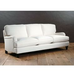 Eton Sofa from Ballard for living room. Love this profile and reviews are fab!
