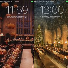Pin for Later: 21 Signs You're Shamelessly Obsessed With Christmas All screensavers go into Christmas mode on Nov. 1.