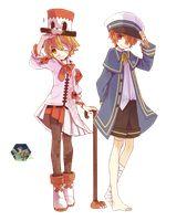 OLIVER and FUKASE Vocaloid