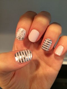 Proven targeted nutritional supplements, amazing nail designs, and unmatched opportunities for a home-based business. Jamberry Nails, Top Coat, Manicures, Fun Nails, Nail Designs, Metallic, Silver, Beauty, Nail Salons