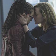 """Cosima & Delphine """"Orphan Black"""""""