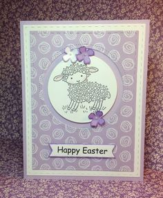 Easter Lamb by Marci Kay's Kreations