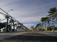 Listas las estructuras de las casetas del #Carnaval de #Vinaros