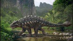 Industrial Light & Magic Releases Jurassic World Concept Art