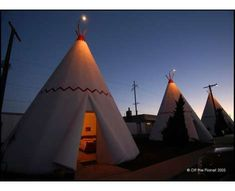 32 Tents and Tepees - Nomadic Shelter Comes in Many Shapes and Sizes (CLUSTER)
