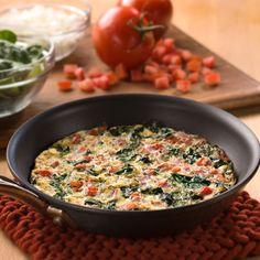 Healthy Recipe: Garden Frittata