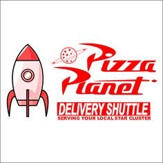 Vers Pizza Planet et au delà ! (+ printable) | Add fun and mix