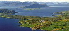 Transport to/from Alesund: Vigra Airport in Ålesund, Norway
