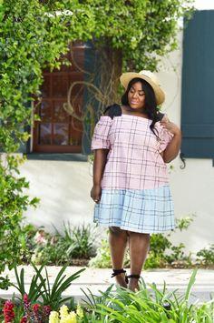 Musings of a Curvy L Fat Girl Fashion, Curvy Women Fashion, Plus Size Fashion, Fashion Models, Womens Fashion, Fashion Fashion, Spring Fashion Casual, Spring Fashion Trends, Scottish Dress