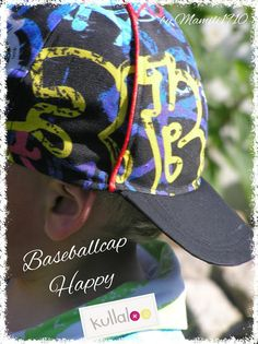 "Mamili1910: Baseballcap ""Happy"" von Kullaloo by Mamili1910"