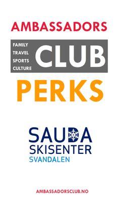 Dagskort til de ansatte er nå tilgjengelig i Sauda for de ansatte Sports Clubs, Family Travel, Family Trips, Family Vacations, Family Destinations