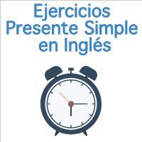 Ejercicios presente simple tercera persona singular (Third person singular exercises) en oraciones en afirmativo. Más informacipon