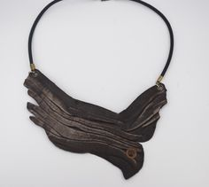 Leather Necklace, Tassel Necklace, Necklaces, Jewelry, Fashion, Leather Collar, Moda, Jewlery, Jewerly