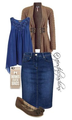 A fashion look from January 2016 featuring Lipsy cardigans, Arizona flats and Casetify tech accessories. Browse and shop related looks. Modest Dresses, Modest Outfits, Skirt Outfits, Fall Outfits, Casual Outfits, Cute Outfits, Pretty Outfits, Casual Skirts, Summer Outfits