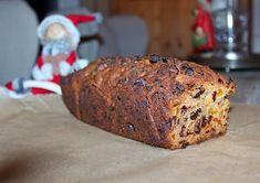 Monicas Matverden: Fruktkake til jul Banana Bread, Food And Drink, Baking, Desserts, Tailgate Desserts, Deserts, Bakken, Postres, Dessert