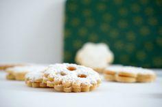 Linzer Augen! Ein Muss in der Weihnachtsbäckerei!