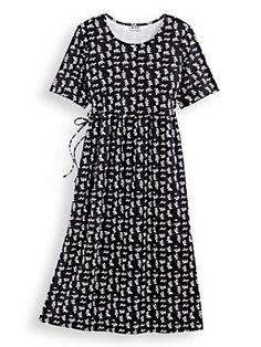 Print Knit Dress | Orchard Brands