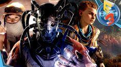 E3 2016 : Les meilleurs jeux par machine