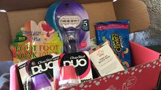 #influenster #IvyVoxBox #contest free products from Influenster!