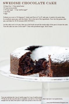 Share on Tumblr    Tagged as: 5 ingredients (or less), chocolate, easy, quick  //      { 60 comments… re