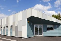 School uses Marley Eternit Cladding and Roofing Solutions