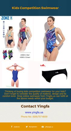 17f100818b 13 Best Kids Competition Swimwear images | Competitions for kids ...