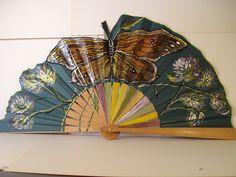 abanico mariposa by fernandezchelo89, via Flickr