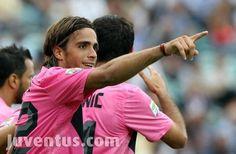 Serie A 11/12 3° giornata  18/09/11  Siena-Juventus 0-1    54' Matri