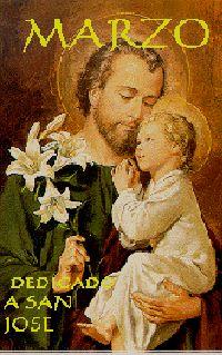 Marzo, mes dedicado a San José: Meditación Día 3-San José ministro de la adorable Trinidad en el misterio de la Encarnación