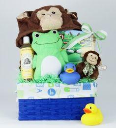 Giggles Bath time Gift Basket