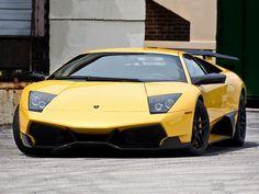 2010 Lamborghini Murcielago SuperVeloce