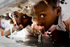 I <3 Clean Water, Today is World Water Day — it's necessary to remember that Water is Life.