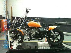 Dafra Kansas Custom by Garage Custom
