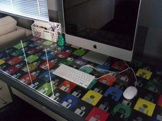 reciclar diskettes 1