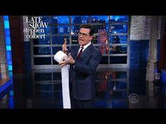 Stephen Colbert Slammed For Lewd Trump Joke