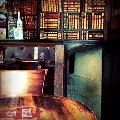 Saint Germain des Prés | LE BUCI 52 rue Dauphine | Cafe