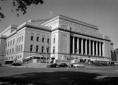 Kiel Auditorium ~ St. Louis  (MO State Archives)